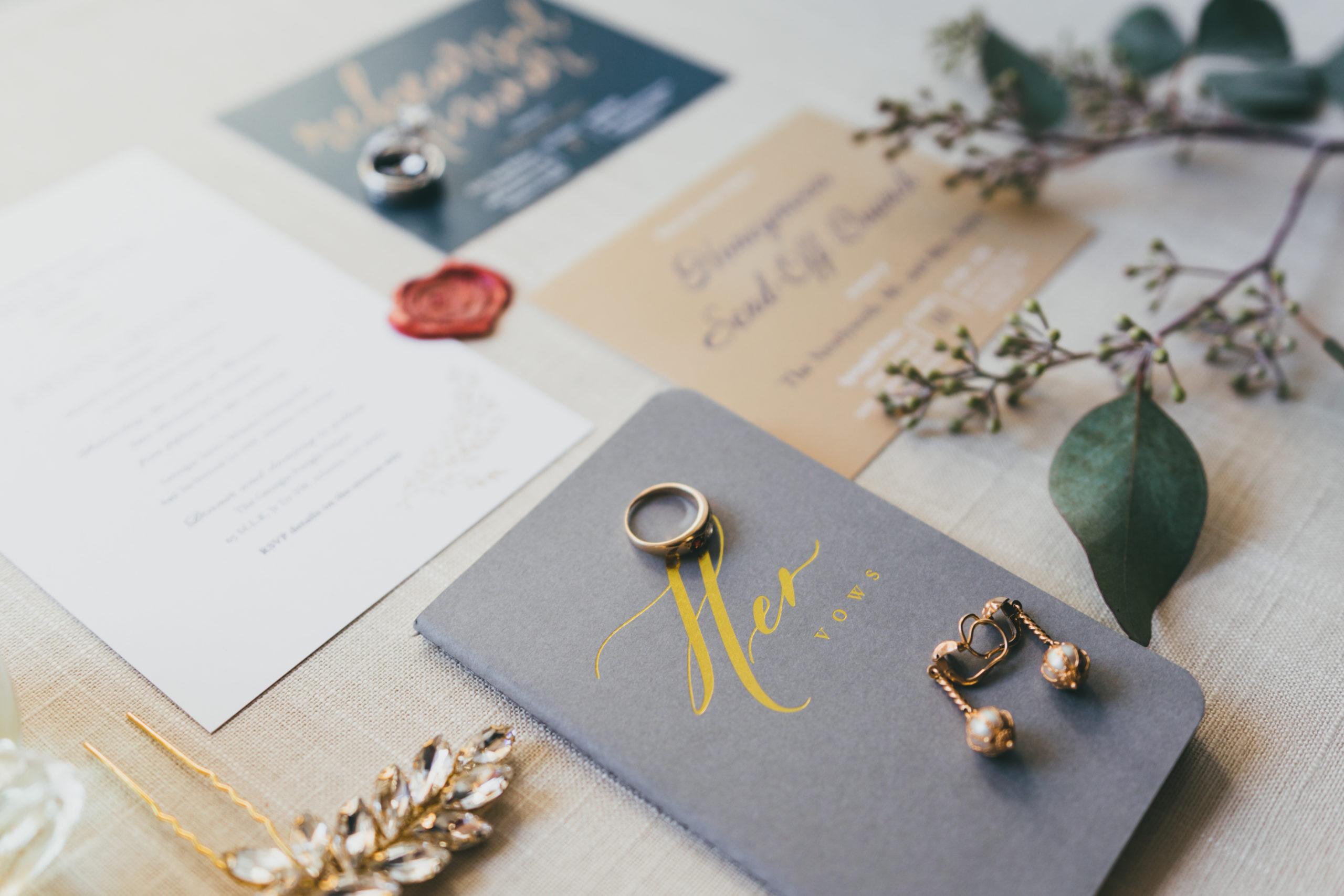Atlanta Wedding Photographers, Wedding Day Details